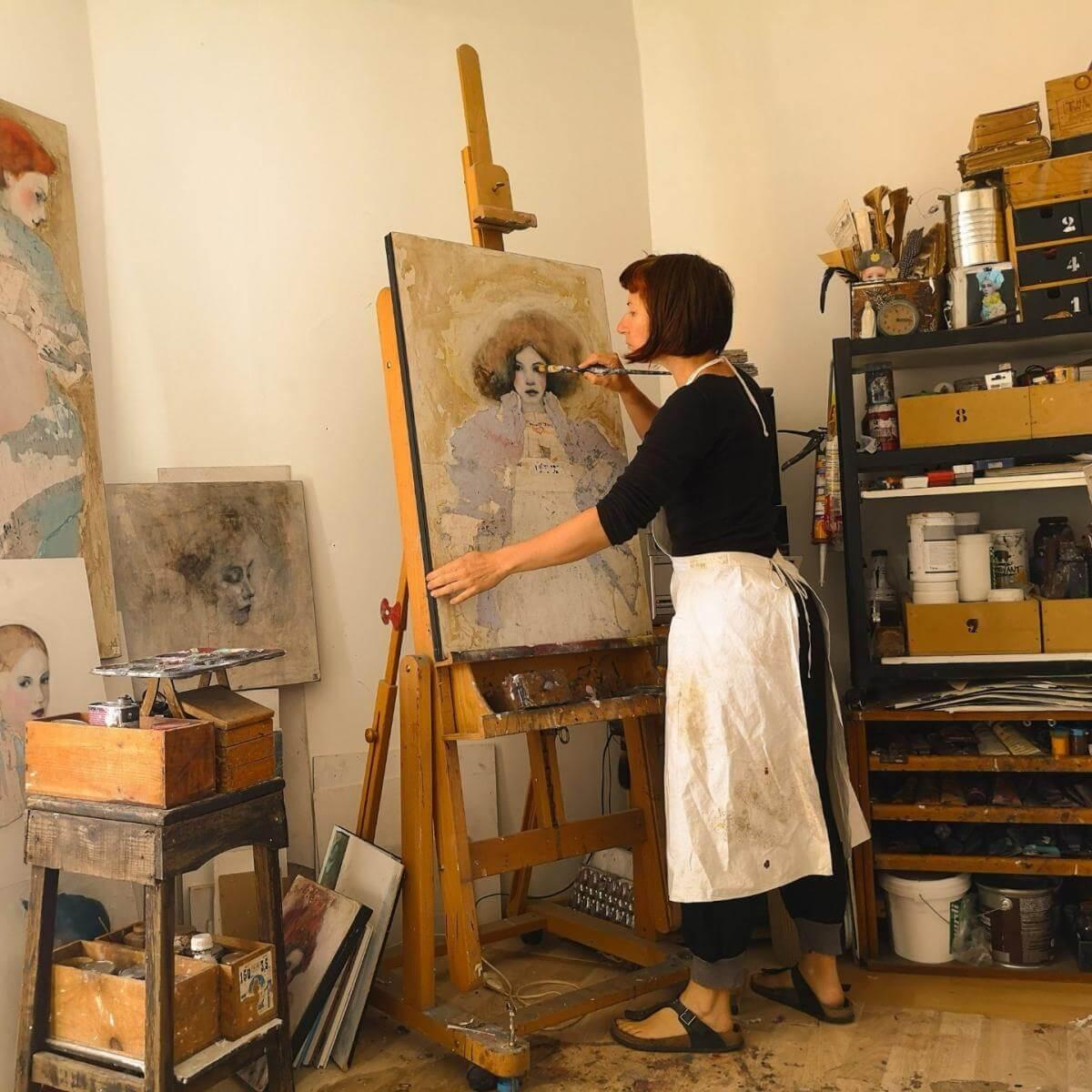 Lyndal Campbell | Artiste peintre